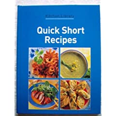 Quick Short Recipes (Kitchen Library)