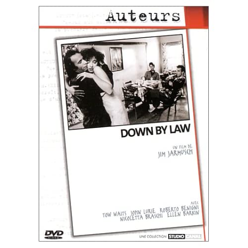 Down by Law   VO ST FR (Jim Jarmusch 1986 n&b, Tom Waits, John Lurie, Roberto Benigni) imdb 7,7 preview 0