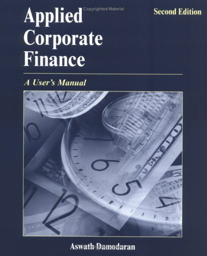 Applied Corporate Finance: A User
