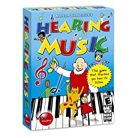 Hearing Music-The Game that Teaches You how to Listen!