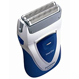 Amazon - Panasonic Pro-Curve Wet/Dry Travel Shaver - $24.99