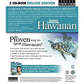 Instant Immersion Hawaiian Deluxe