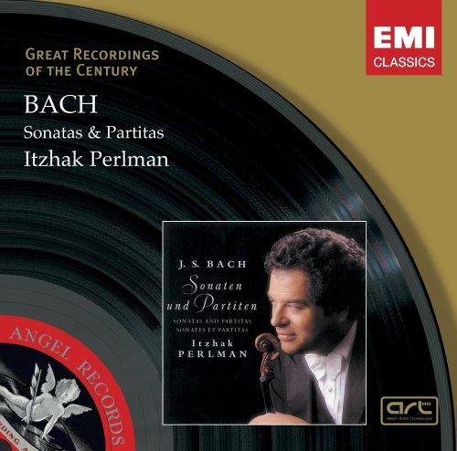 Itzhak Perlman - Bach Partita No.1 In B, BWV 1002 - Zortam Music