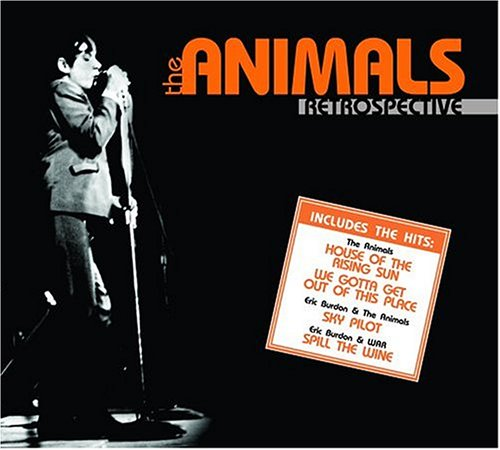 The Animals - Retrospective [Digipack] - Zortam Music