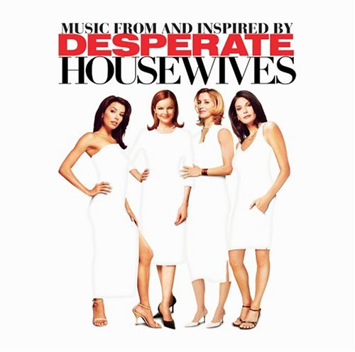 Original album cover of Desperate Housewives by Original TV Soundtrack