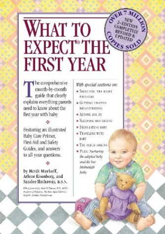 What to Expect the First Year, Second Ed