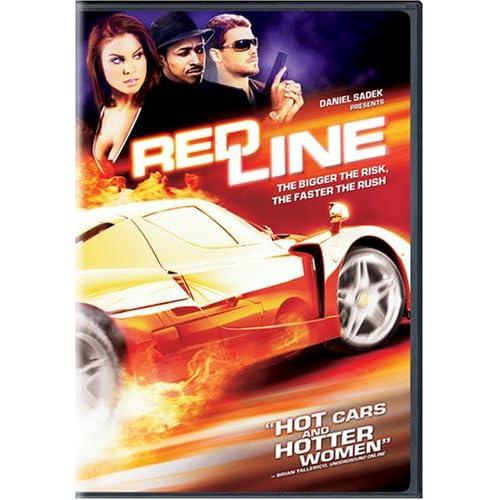 510uGtzH%2B0L. SS500  DVD Review: Redline