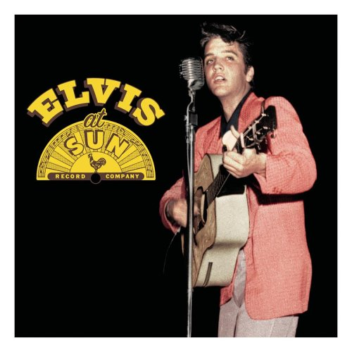 Original album cover of Elvis At Sun by Elvis Presley