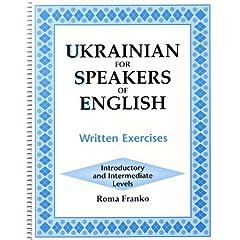 Ukrainian for Speakers of English