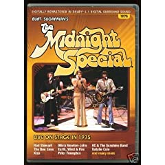 Burt Sugarman's the Midnight Special: Live on Stage 1975 [DVD] (2006) WOLFMAN