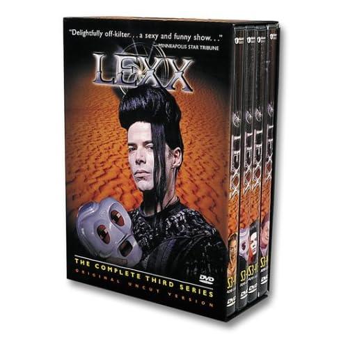Лекс / LEXX (2,3 сезон) (2000) DVDRip