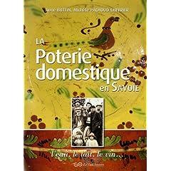 La Poterie domestique en Savoie
