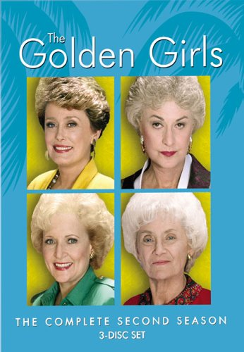 The Golden Girls Season 2 AVI Files