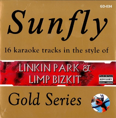 Limp Bizkit - Sunfly Karaoke Gold CD + G - Linkin Park & Limp Bizkit - Zortam Music