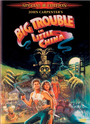 Big trouble in Little China / Большой переполох в маленьком Китае (1986)