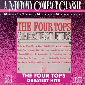 The Four Tops - Four Tops - Greatest Hits - Zortam Music