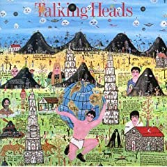 Talking Heads Little Creatures