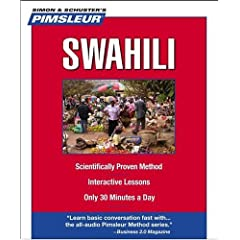 Learn to Speak and Understand Swahili