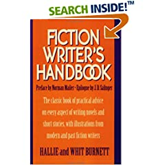 Fiction Writer's Handbook, the Burnetts, Php75 Booksale bin.