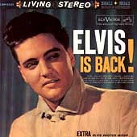 Elvis Presley - Elvis Is Back! - Zortam Music