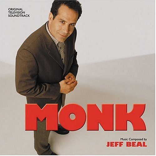 Original album cover of Monk by Jeff Beal