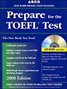 Patricia Noble Sullivan, Grace Yi Qiu Zhong - ARCOs Preparation For The Toefl (CD-Rom only) [1996]