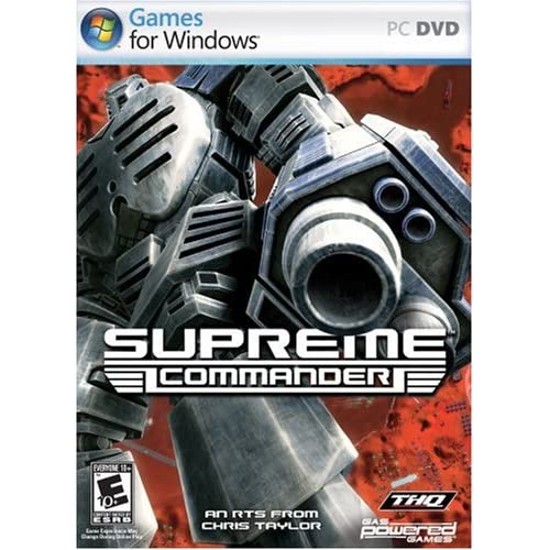 Supreme.Commander.v1.0.3223.[PC-Rip.En.