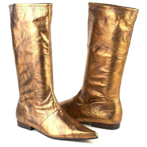 Lilyan Bronze Boots