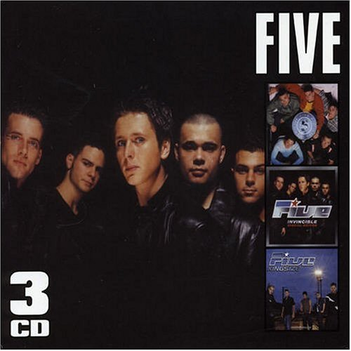 Five - Five/Invincible/Kingsize - Zortam Music