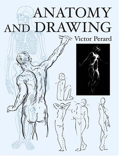 Anatomy and Drawing (Dover Books on Art Instruction)