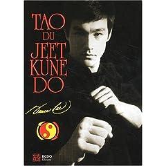 Couverture du Tao du Jeet Kune Do de Bruce Lee