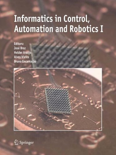 Informatics in Control, Automation and Robotics I