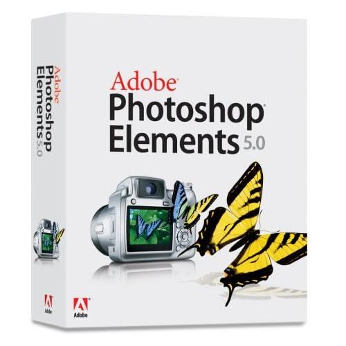 Adobe Photoshop 5 Elements 513ZJ7MYFJL._SS500_