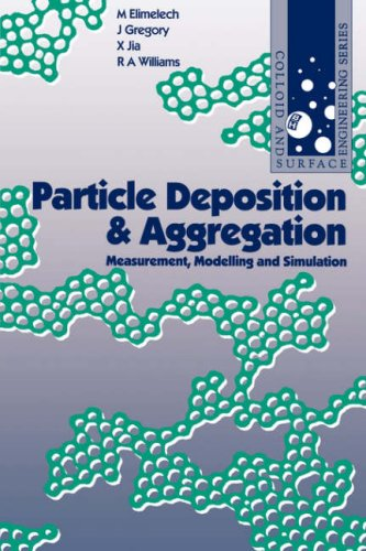 Particle Deposition & Aggregation: Measurement, Modelling and Simulation (Colloid and Surface Engineering Series) (Colloid & Surface Engineering)