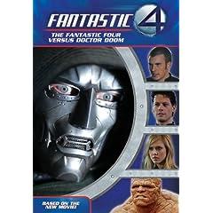 The Fantastic Four Versus Doctor Doom (Fantastic 4)