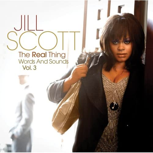 jill scott - the real thing: words and sounds vol