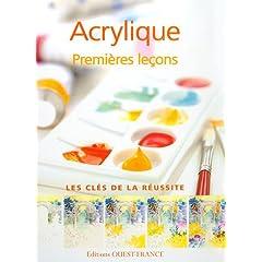 Acrylique : Premières leçons