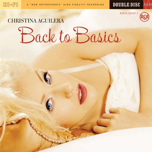 Christina Aguilera - Back to Basics [VINYL] - Zortam Music