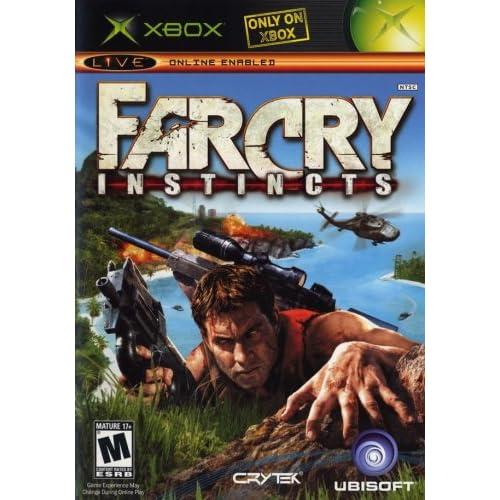 لعبة Far Cry Instincts Xbox