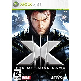 X-Men The Official Movie Game (Xbox 360)