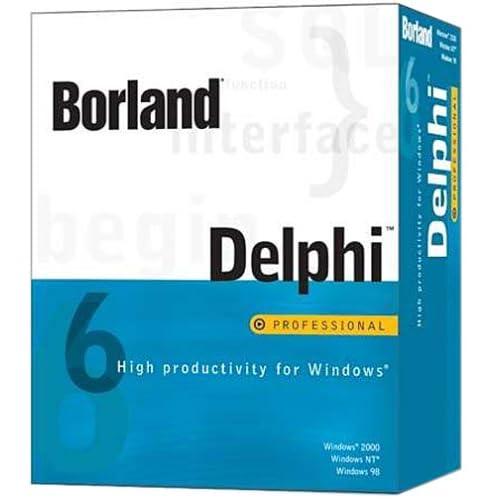 Borland Delphi Enterprise ( Edition 7.0) + документация.