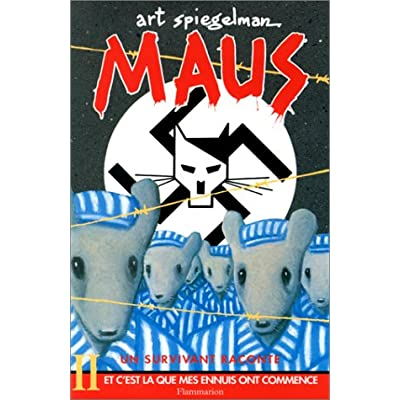 maus 2 chapter 2 time flies Symbolism in maus maus is a graphic novel that relies heavily on visual metaphors and symbolism to deliver its message understanding these symbols and visual metaphors is essential to understanding this book.