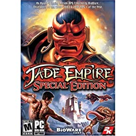 Jade Empire Special Edition (Rhino Demon Exclusive Content)