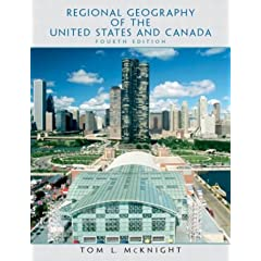 Regional Geography of the United States and Canada (4th Edition)