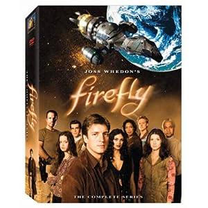 Firefly, la série complète en DVD!