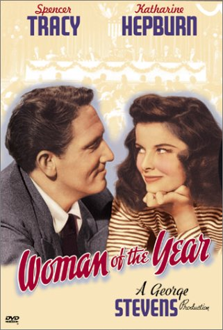 Woman of the Year / Женщина года (1942)