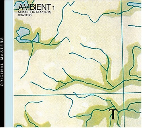 Brian Eno - Ambient 1 - Music for Airports - Zortam Music