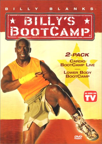 Billy's Bootcamp 2 Pack (2pc)