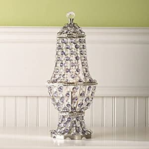 The Bombay Company Store: Tabletop Chandelier :  bargain tabletop bombay kids girls lighting tabletop chandelier table-top chandelier