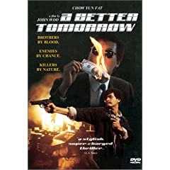A Better Tomorrow cover